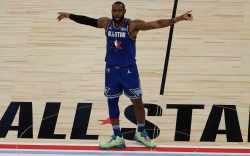 LeBron James 2020 NBA All-Star Game