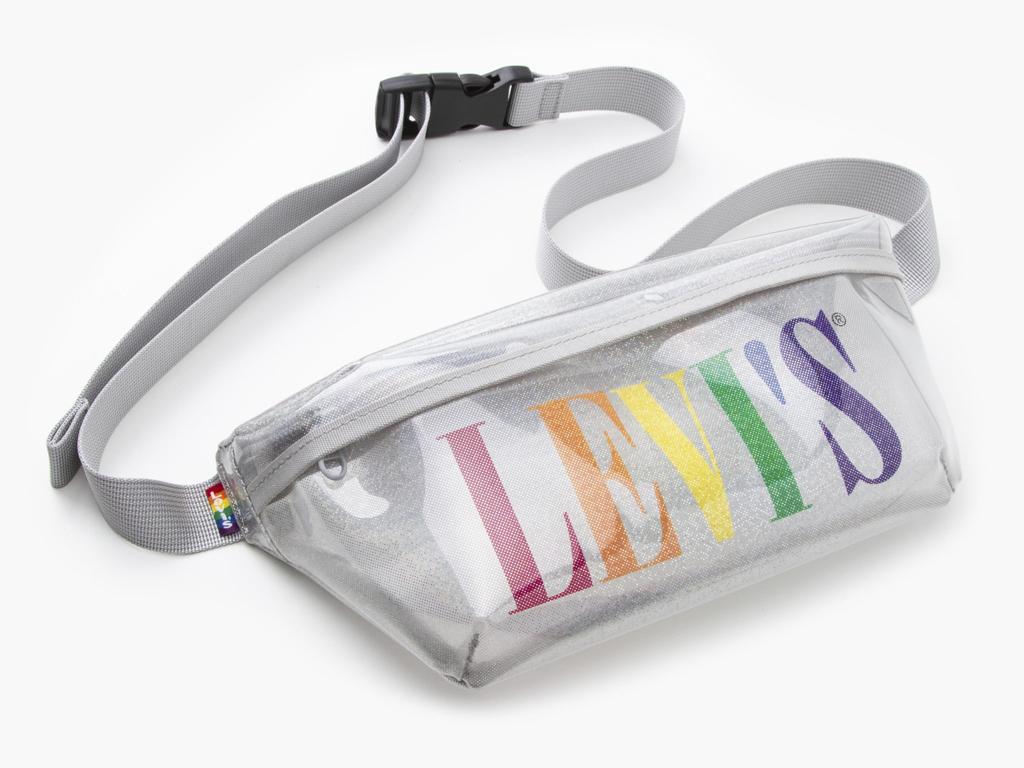 Levi's Pride Logo Sparkle Sling