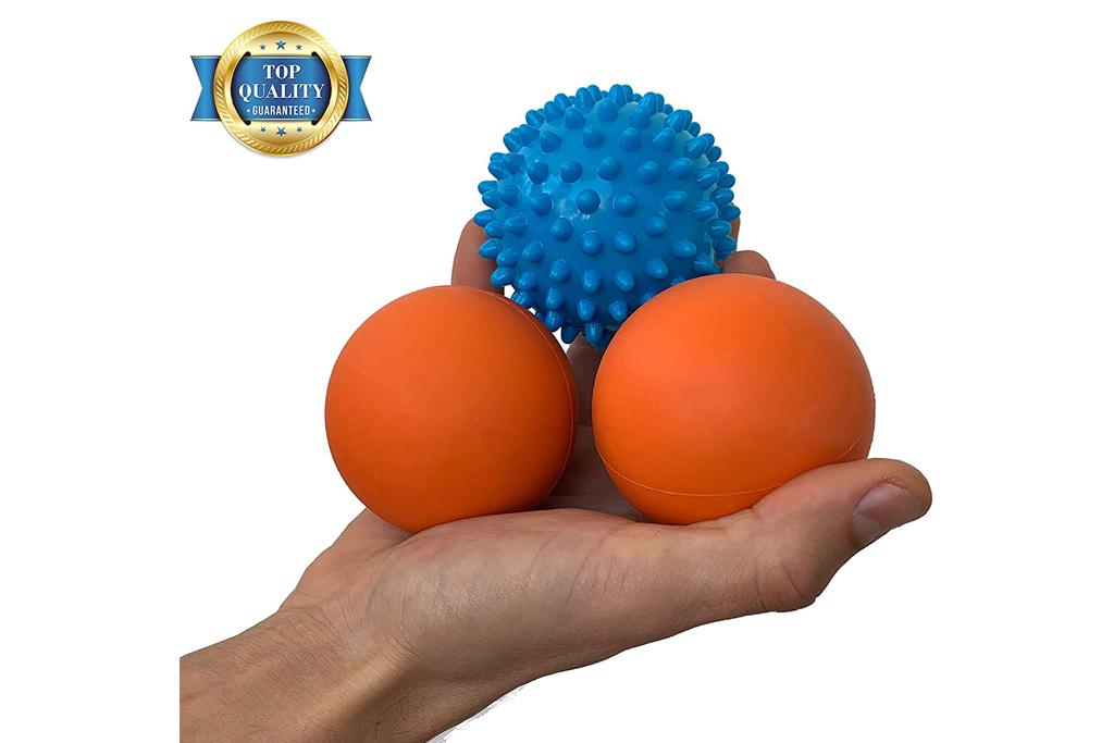 limm therapy, massage ball set