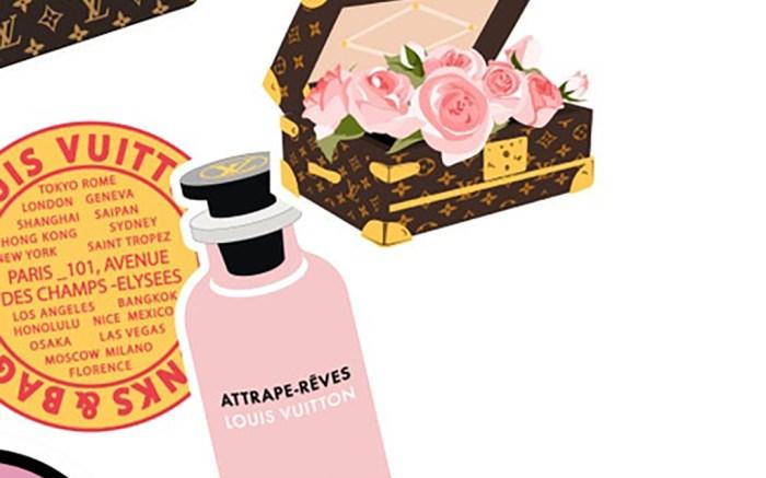 Louis Vuitton, Mother's Day, e-card