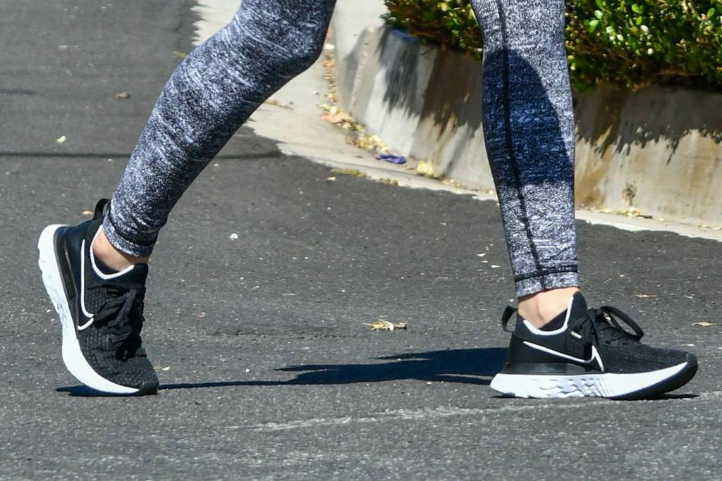 Nike Renew Run , lucy hale, celebrity style, street style, la