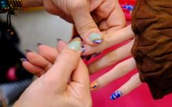 nail polish, manicure