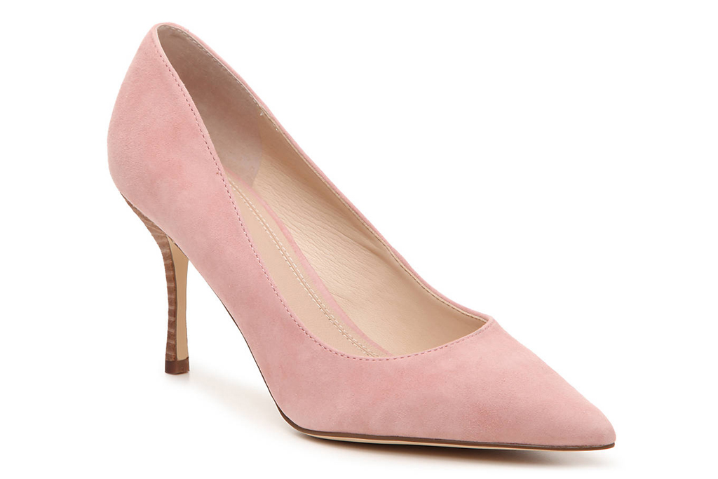 marc fisher, pumps, pink