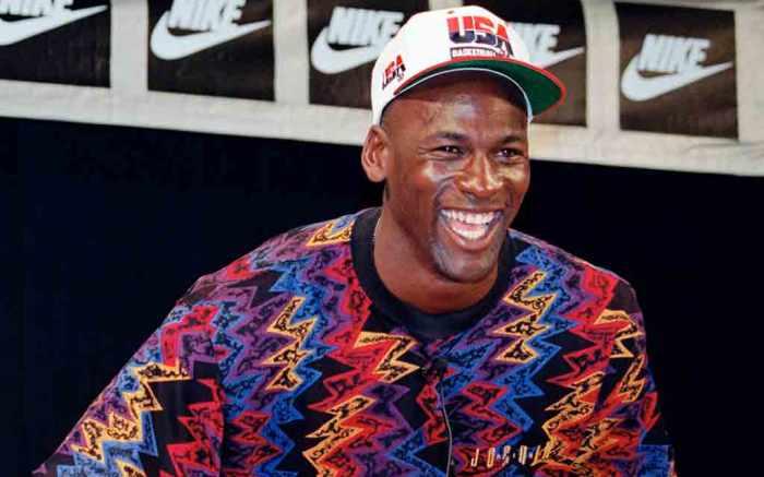 Michael Jordan 1992 Nike