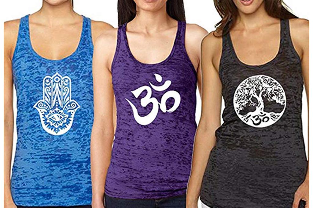 yoga shirts, t-shirt