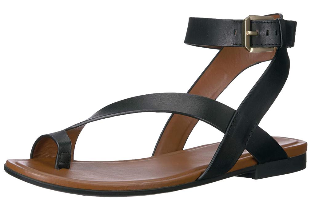 Naturalizer, toe loop sandals