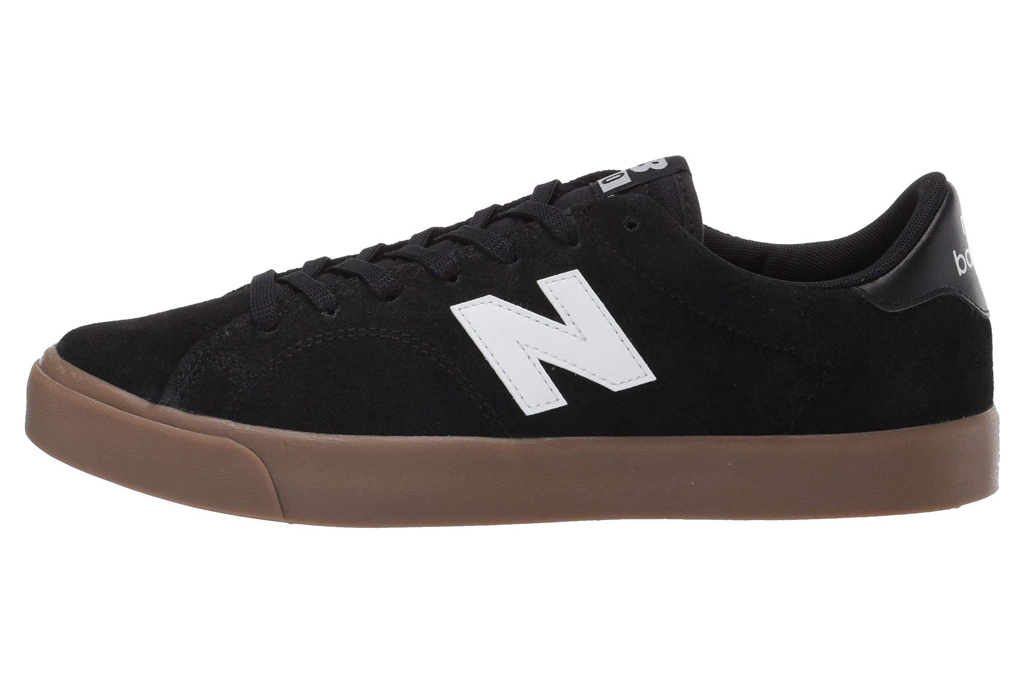 new balance, sneakers, gum sole