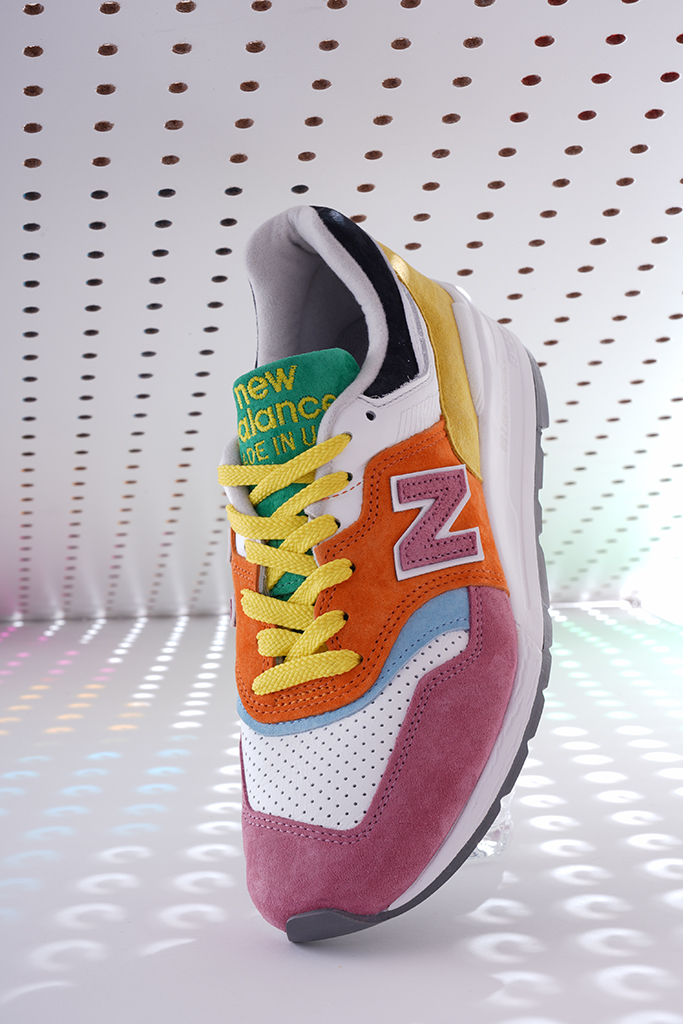 new balance, staud, new balance staud, staud collaboration, new balance collaboration
