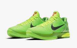 Nike Kobe 6 Protro Green Apple