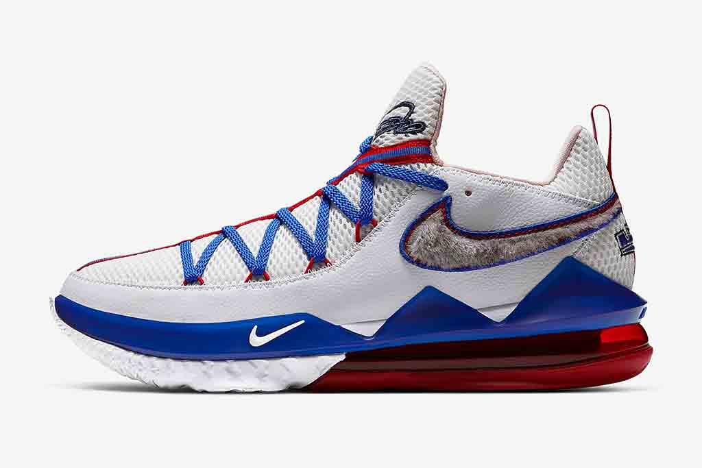Nike LeBron 17 Low Tune Squad