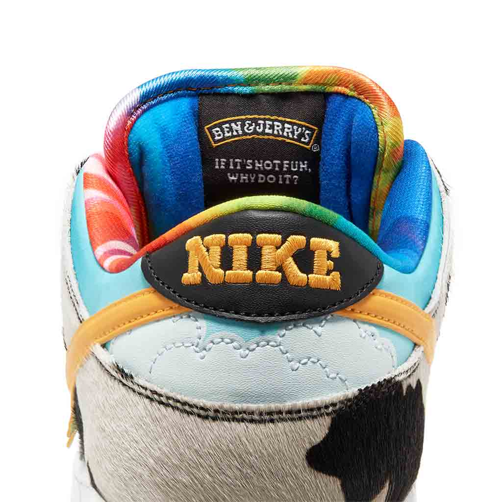 "Nike SB Dunk Low Pro x Ben & Jerry's ""Chunky Dunky"""
