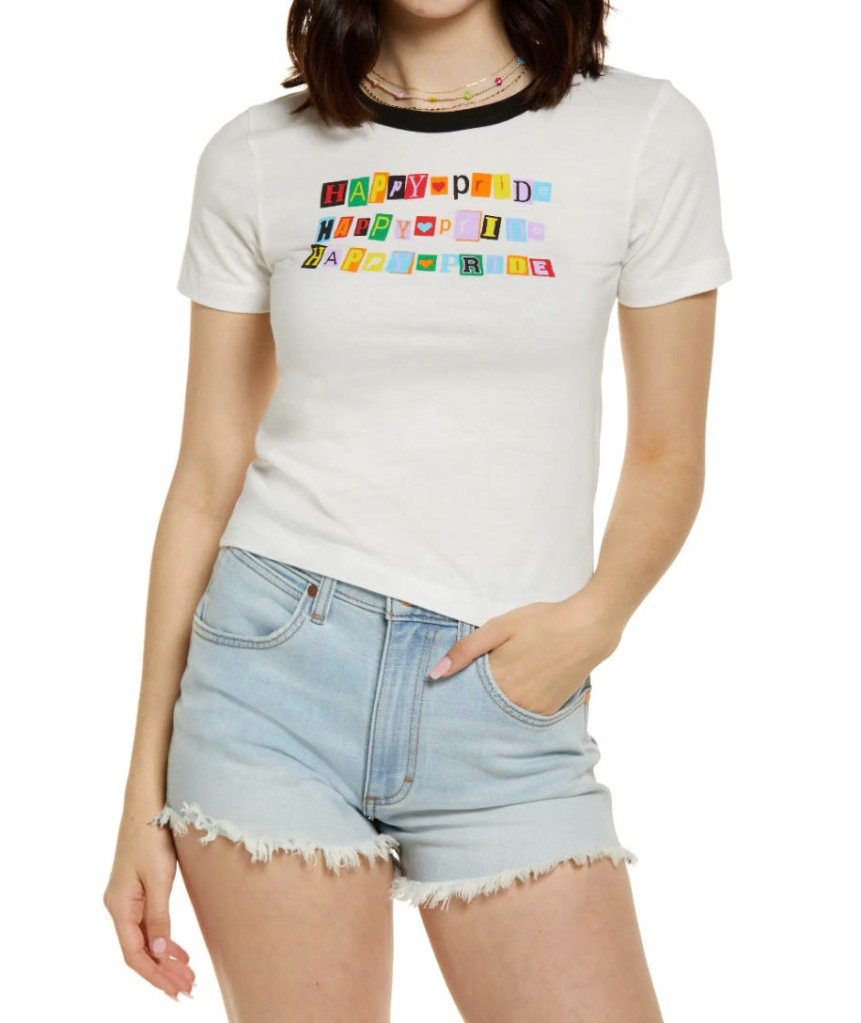 nordstrom be proud, be, pride collection 2021