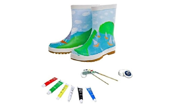 boot painting kit