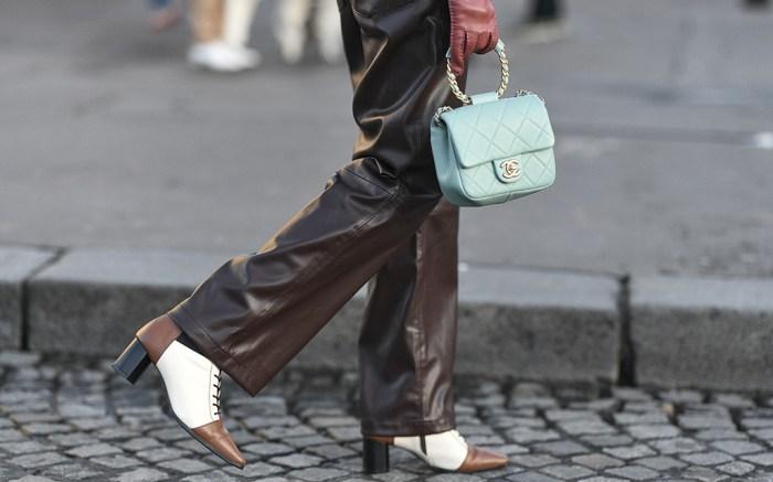 Street StyleStreet Style, Fall Winter 2020, Paris Fashion Week, France - 26 Feb 2020