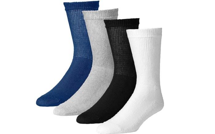 physicians choice, socks, diabetes