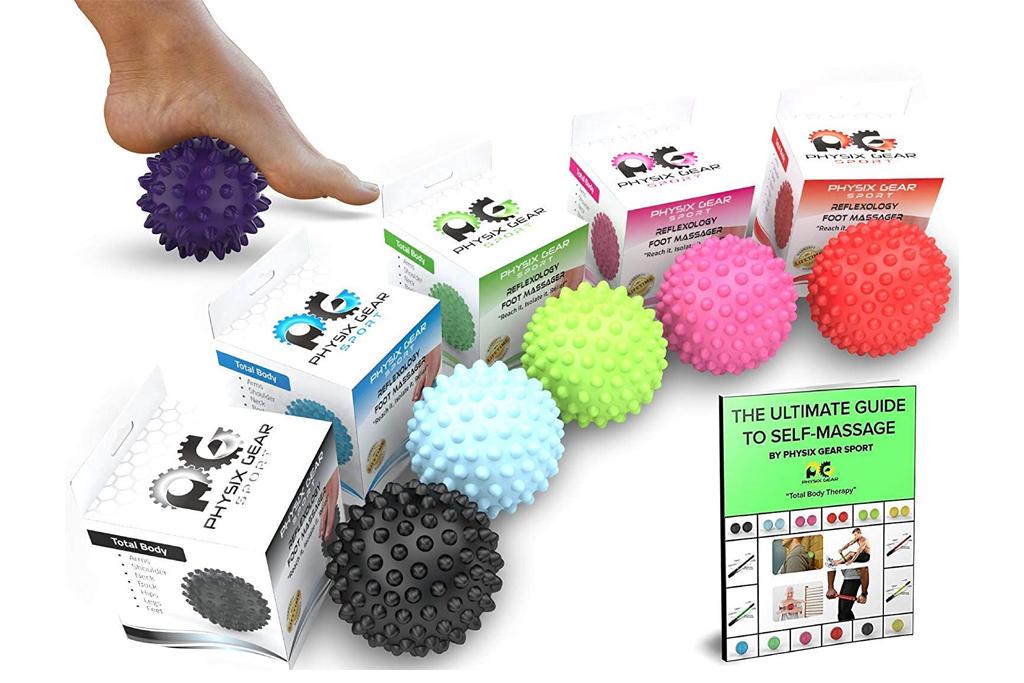physix gear, massage ball