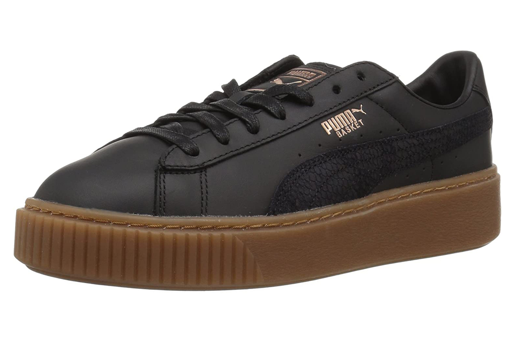 puma, sneakers, gum sole