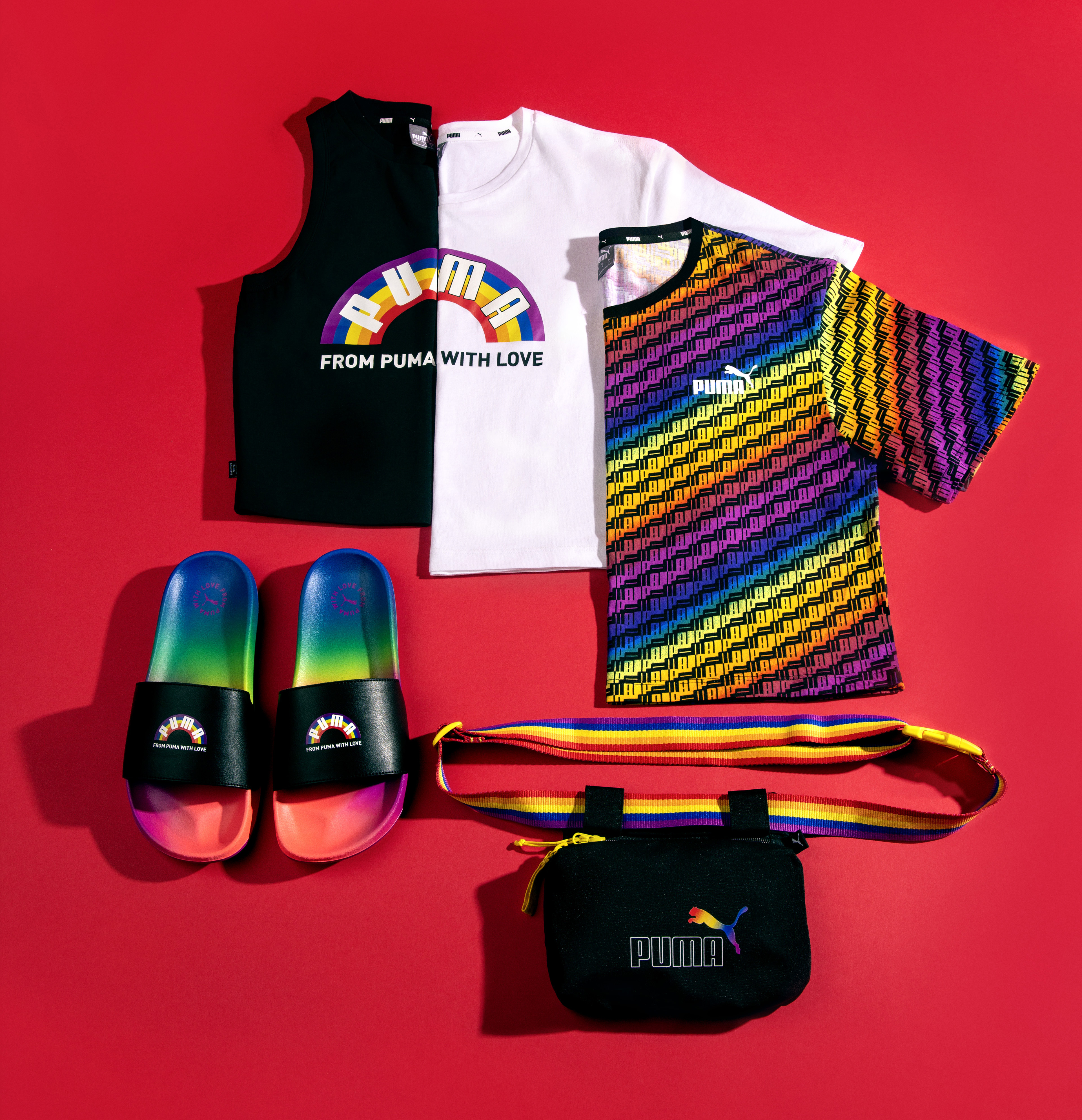 Puma's Pride Collection Partners With