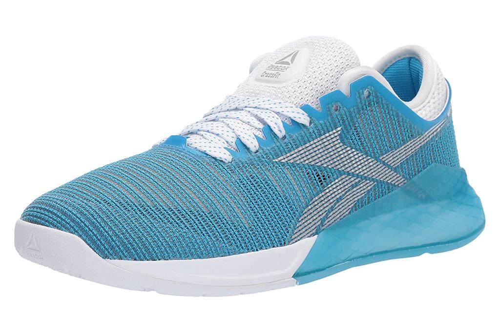 reebok, sneakers, blue