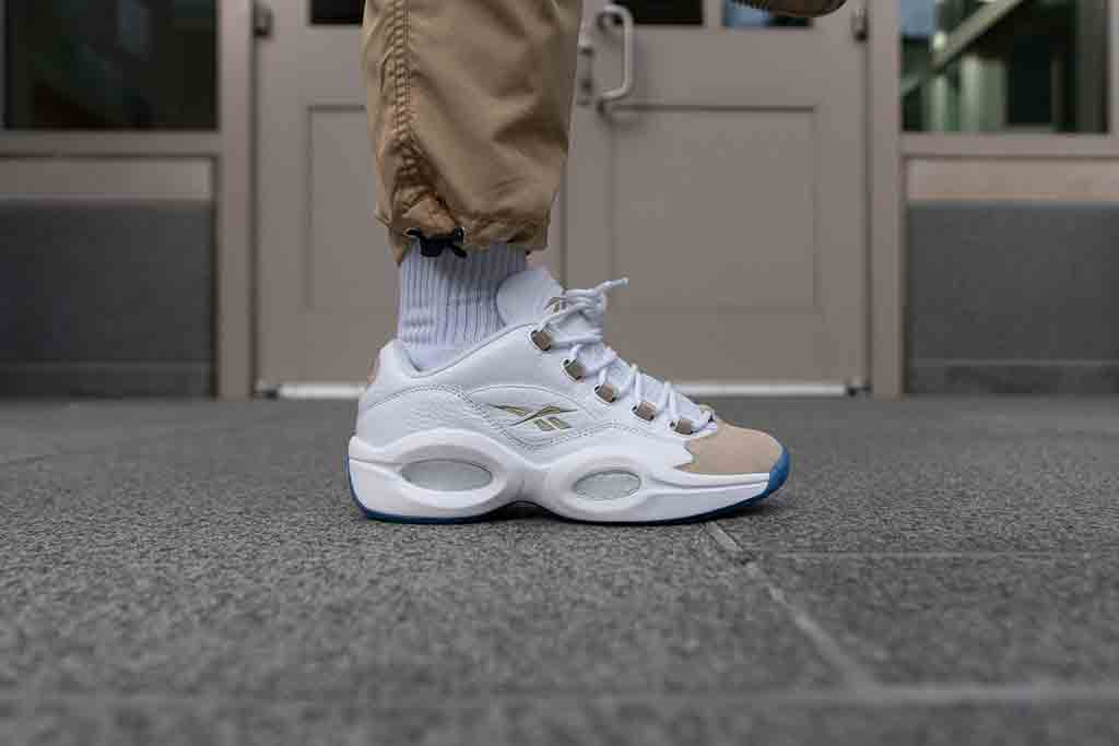 Reebok Question Low Oatmeal Sold Out But You Can Still Buy A Pair Footwear News