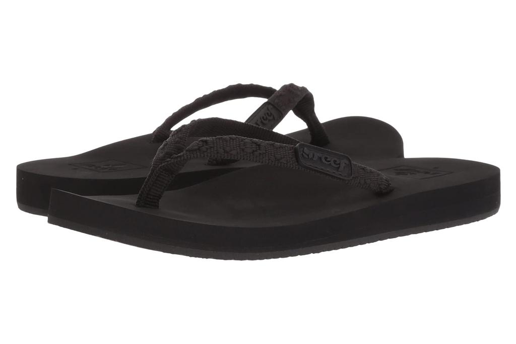 reef, flip flops