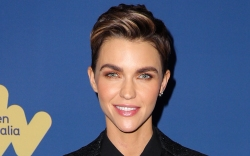 ruby rose, style, suit, hair, actress,