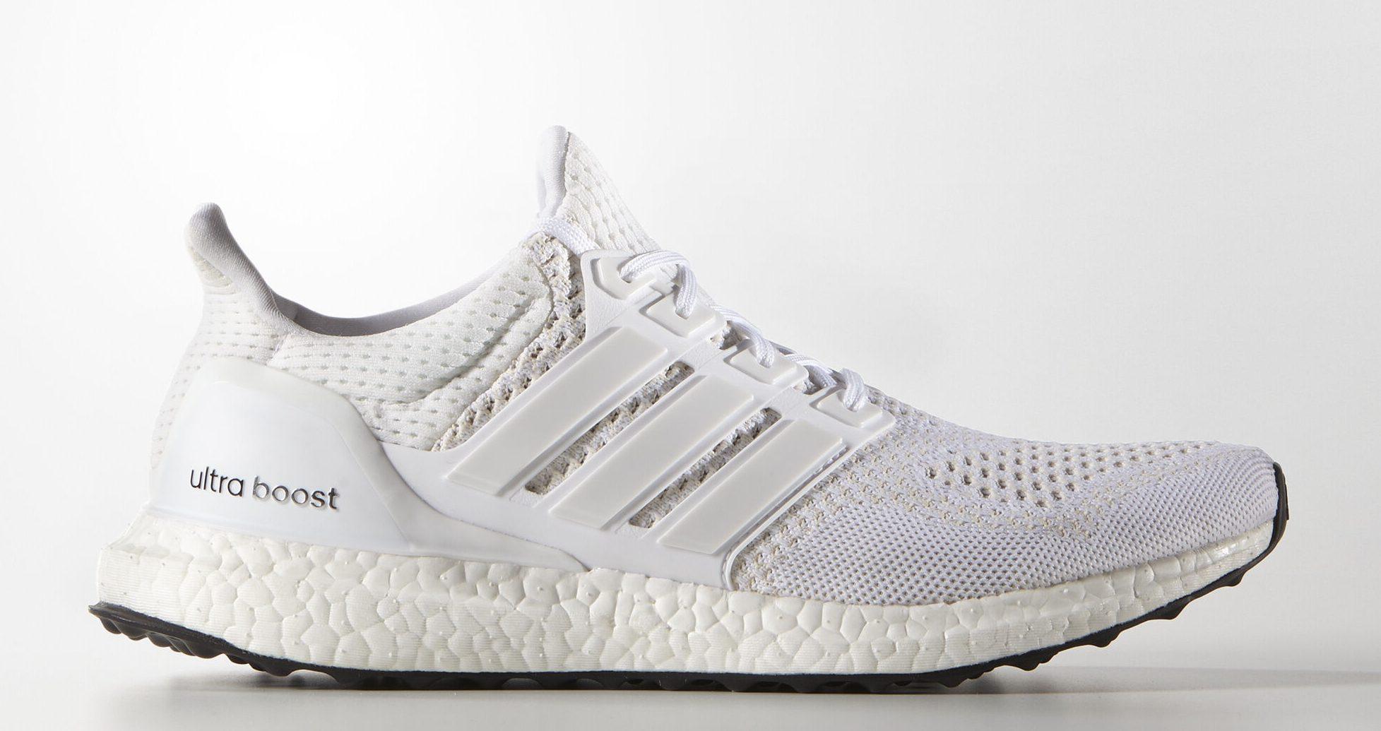 Adidas Ultra Boost 1.0 'Triple White