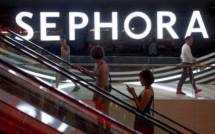 Sephora, singapore, store