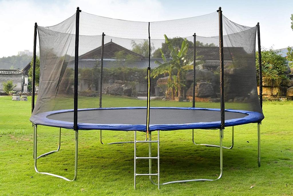 Sophia webster trampoline