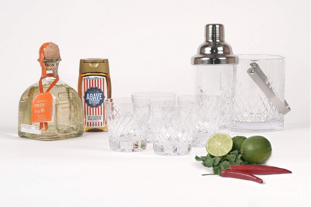 James Long cocktails