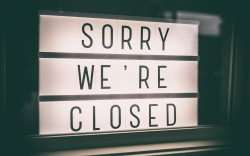 Retail Stores closed coronavirus