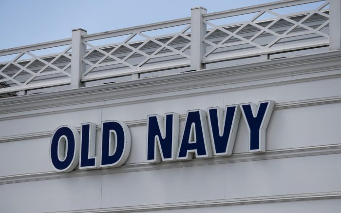 An Old Navy clothing store is seen, in Ladue, MoOld Navy Retailer, Ladue, United States - 07 May 2020