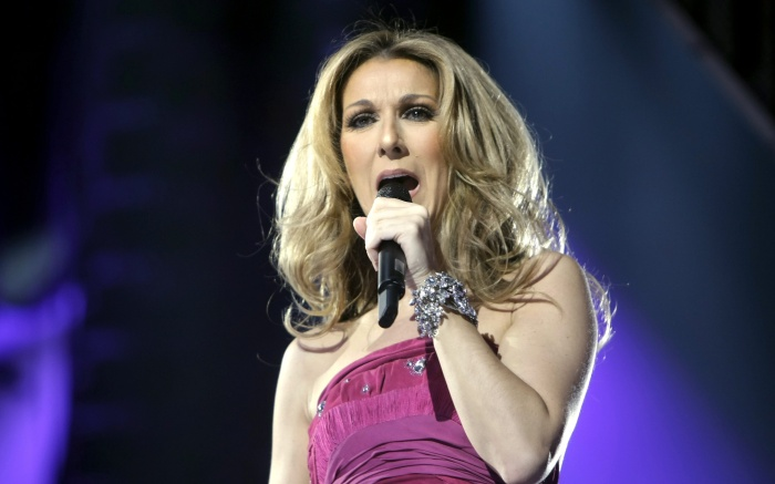 Celine Dion 'Taking Chances' World Tour Concert, Helsinki, Finland – 09 Jun 2008