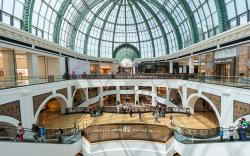 Mall of the Emirates, shopping center,