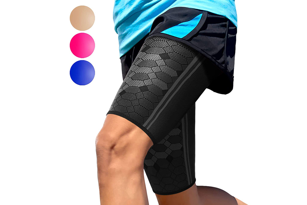 sparthos, thigh compression sleeve