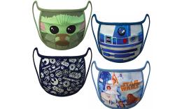 Disney face masks, star wars
