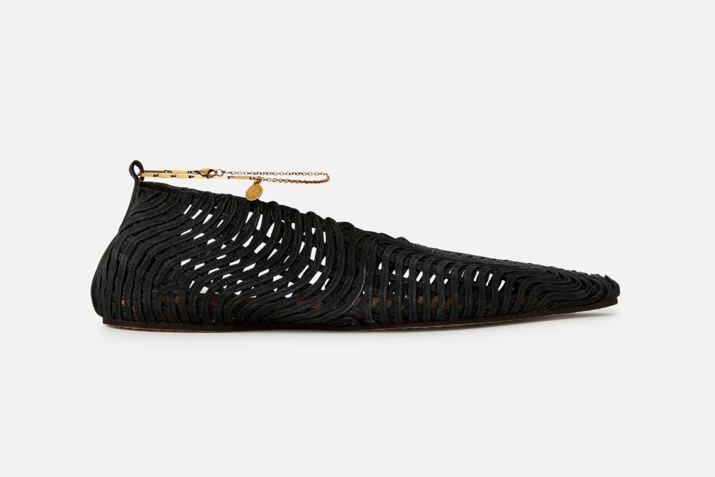 stella mccartney, stella mccartney vegan shoes, stella mccartney flats