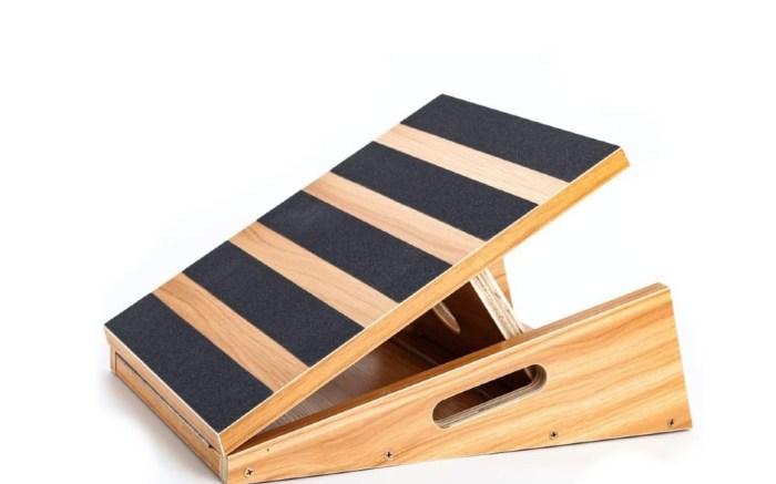 Professional Wooden Slant Board