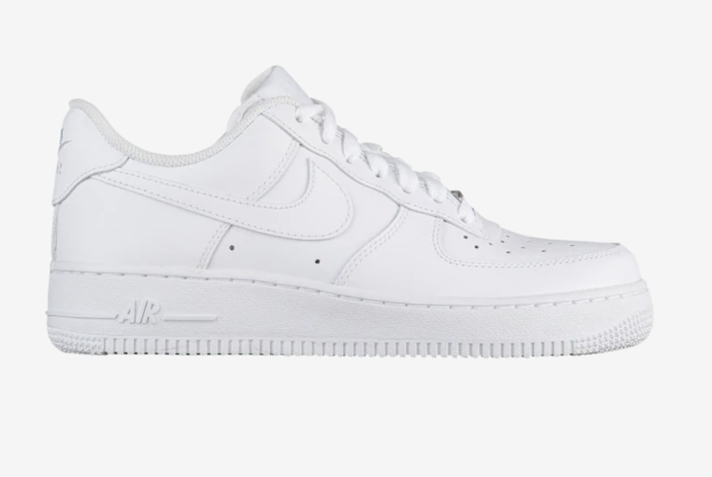 Nike Air Force 1 07 LE Low, nike, white sneakers