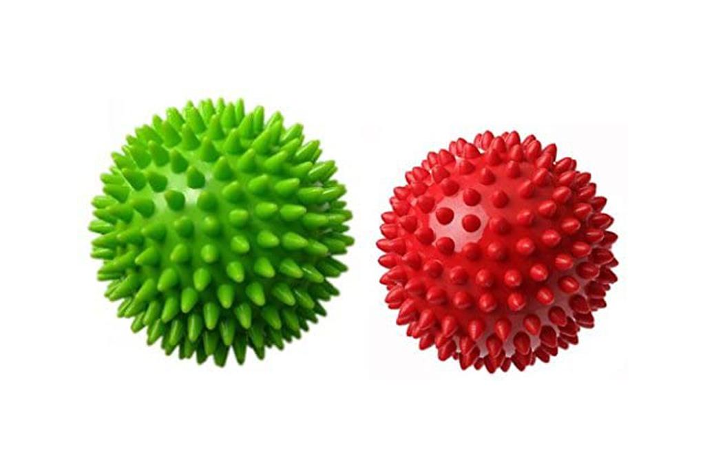 therapist choice, massage balls