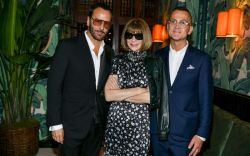 tom ford, anna wintour, steven kolb,