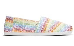 toms, unity, 2020, love is love