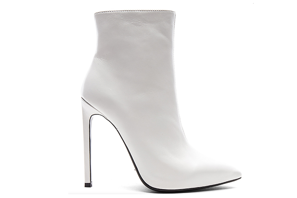 tony bianco, white, stiletto boot