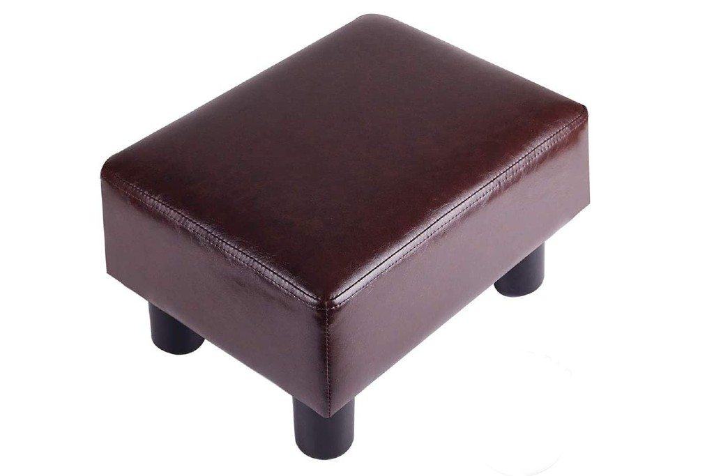 Touch-Rich Footstool