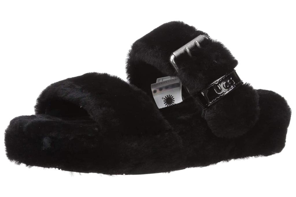 ugg, fuzz yeah, sandals