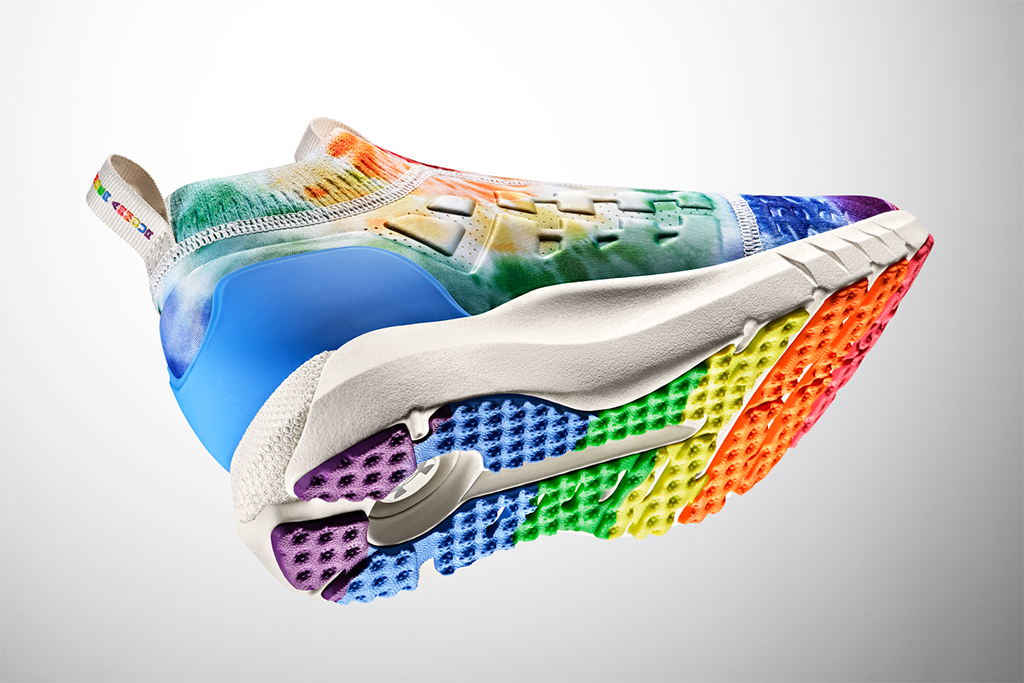 Under Armour 2020 Pride Collection UA Hovr Phantom 1 Slip