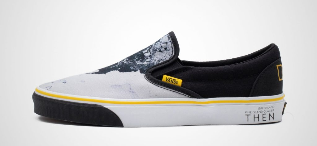 National Geographic x Vans Slip-On