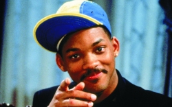 Will Smith, fresh prince of bel
