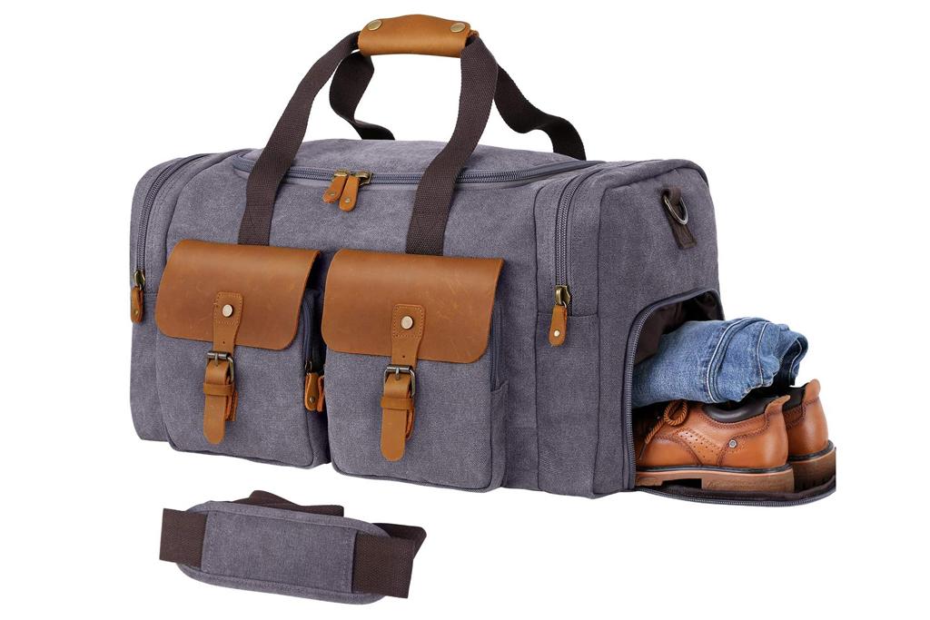 wowbox, weekender bag
