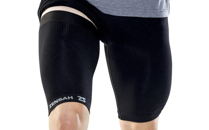zensah, thigh compression sleeve